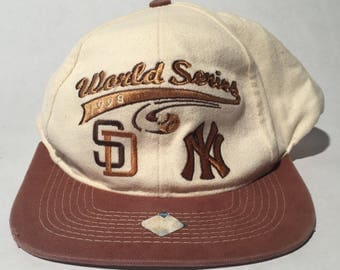 Vintage 1998 World Series Snapback Hat
