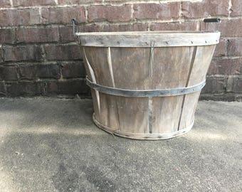 Bushel Orchard Basket