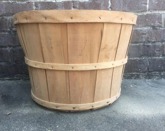 Bushel Orchard Basket