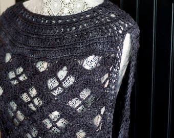 CROCHET PATTERN for the Athena Tunic