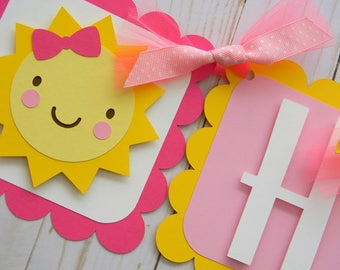You Are My Sunshine Banner, Sunshine Birthday Banner, Sunshine Party Banner, Sunshine First Birthday Banner, Sunshine Party Decorations
