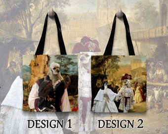 American Cocker Spaniel Dog Tote Bag Custom Dog Cocker Portrait Personalized Dog Tote Bag Perfect DOG LOVER Gift for Her Gift for Him