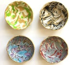 Marbled Ring Dish Set of ...