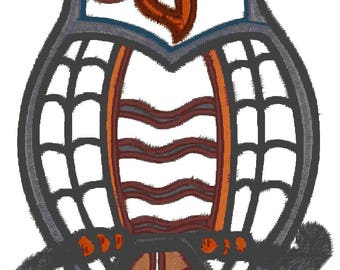 10 Lace Owls for 4x4 hoop Machine Embroidery Designs. Downloadable pes,vp3,jef,dst,sew