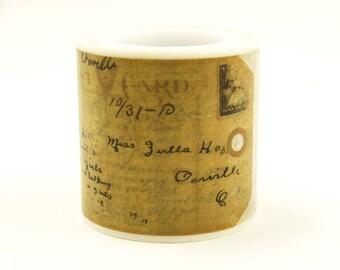 Philanthropy - Japanese Washi Masking Tape - 40mm wide - 5.5 Yard