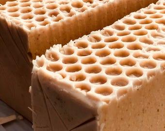 Oatmeal, Milk, & Honey BAR SOAP