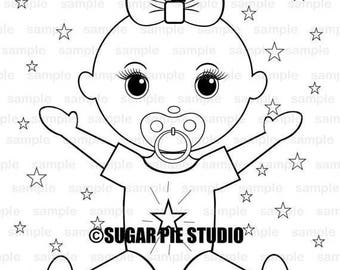 spa party coloring pages - photo#29
