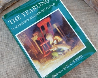 The Yearling  by  Marjorie Kinnan Rawlings  Copyright 1966  ~  The Yearling