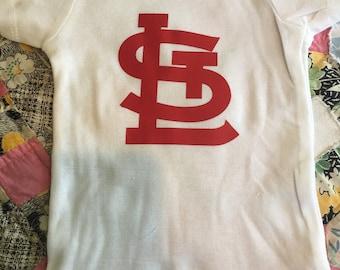 St.Louis Cardinals Bodysuit