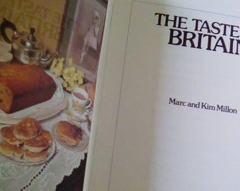 The Taste of Britain cookbook and guidebook