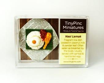 Nasi Lemak Magnet Box