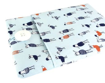 Custom Fitted Laptop Sleeve - Can Be Made For Any Laptop 15.6, 13 Inch, 13.3, 12 Inch, Seagull