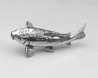 Cat Fish Lapel Pin, Cat Fish Tie Tack, Cat Fish Tie Pin, Cat Fish, Fishing Tie Tack, Deep Sea Lapel Pin, Gifts for Him, Gifts for Her