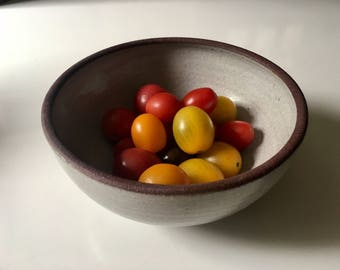Roof Est. 2017 Large Serving Bowl