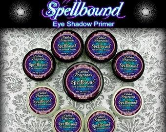 SALE SPELLBOUND Eye Shadow Primer - White Primer, Cream Eyeshadow Base, Eye Makeup Primer, VEGAN Cosmetics, Ships Out in 5-7 Days