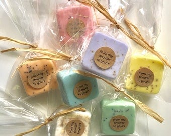 Wedding Favors Wedding Shower favor Bridal Bridesmaids Favor Soap Wedding Favor