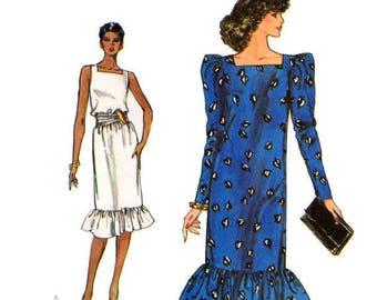 Vogue Pattern 8261 12 -16 Cut & Complete