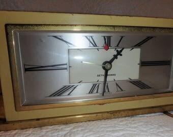 Seth Thomas Baxter-E Clock Not Working