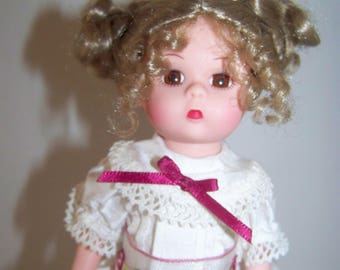Sweet Kisses for Grandma madame alexander 8 in doll mint