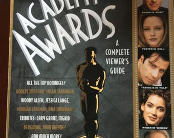 Entertainment Weekly issue of the 1994 Academy Award nominees.