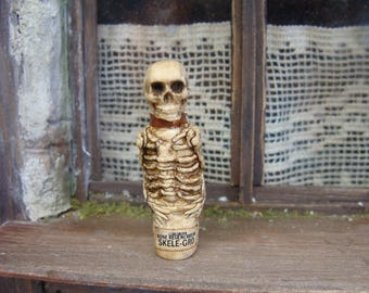 skele gro harry potter potion bottle  - 12th scale