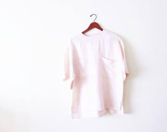 Pink shirt | Etsy