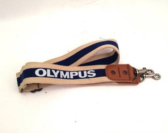 Vintage Olympus Camera Strap