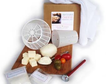 DIY Artisan Cheese Kit