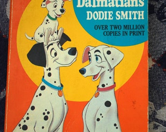 The One Hundred and One Dalmations by Dodie Smith paperback edition 1967