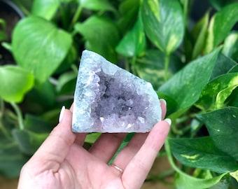 Amethyst Cluster, Self Standing Amethyst Cluster, Intrinisc Journeys Crystals, Healing Amethyst