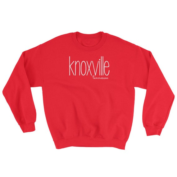 Knoxville Tennessee TN Unisex men's Woemen's Sweatshirt