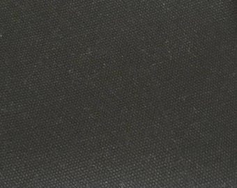 Organic Cotton Canvas 12oz - Midnight Black (7019.40.00.00)