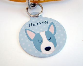 Australian Cattle Dog ID Name Tag Personalised