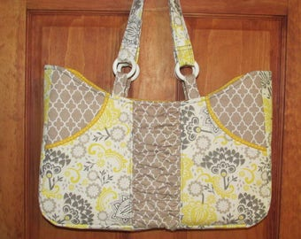 ON SALE! Cute Large Summer Handbags Two Colors!