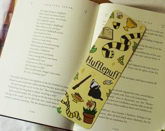 Hufflepuff Bookmark