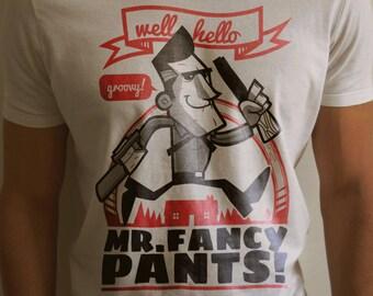 Mr Fancy Pants T-Shirt