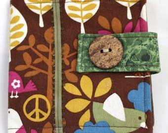 Flower Power Hippie Bi-Fold Wallet