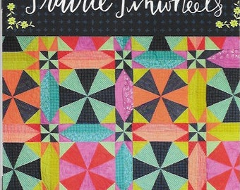 One Canoe Two Prairie Pinwheels Quilt Pattern