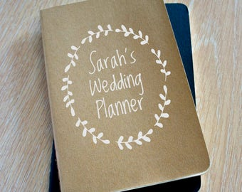 Wedding planner book Etsy