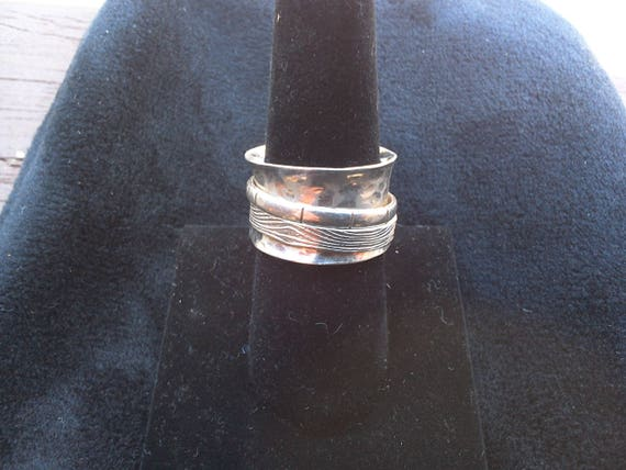 Sterling silver spinner ring gift for her anniversary gift christmas gift wedding gift birthday gift womens ring ladies gifts ladies jewelry