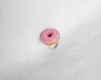 Crochet Donut Ring