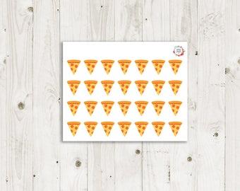 Pizza Stickers  - ECLP Sticker