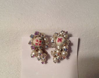 Vintage Hobe' Earrings