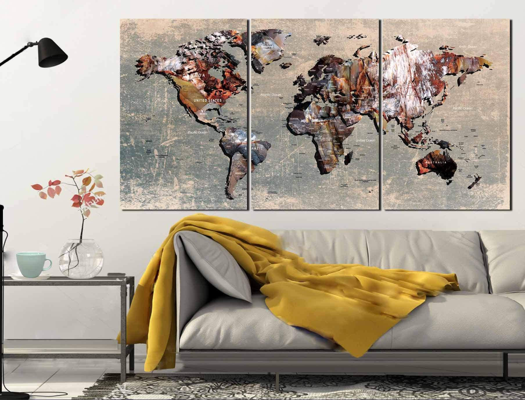 World mapworld map wall artworld map canvaspush pin world map world mapworld map wall artworld map canvaspush pin world mappush pin maptravel map canvaslarge push pin mapworld map texturemap art gumiabroncs Image collections