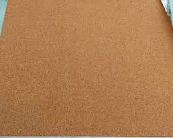 cork (2ftx4ft) = 24x48 inches 1/8 thin Cork roll ,cork sheet ,thin roll cabinents  ,crafts ,project ,