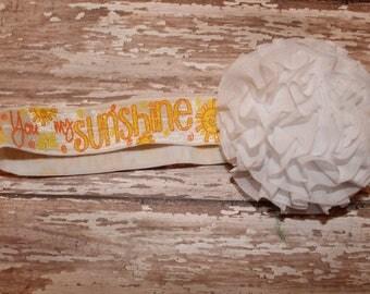 Infant Headband  Baby Shabby Headband Baby Hair Accessories