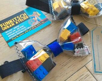Papillon Lego Bowtie bow tie toy