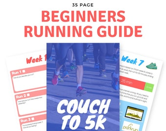 PREORDER - Couch to 5K: The Complete Guide