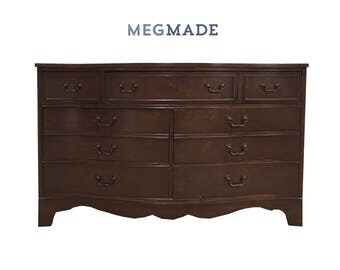 Customizable Traditional Dresser  | 1023-03003