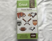 Cricut Cartridge - Team Spirit - Never Used